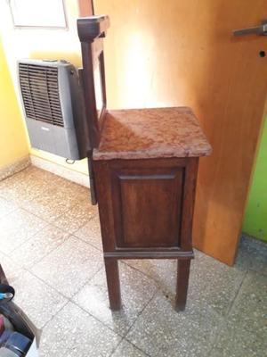 VENDO JUEGO DE DORMITORIO ANTIGUO DE ROBLE