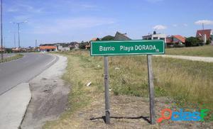 Venta Lote en Playa Dorada 474 m2