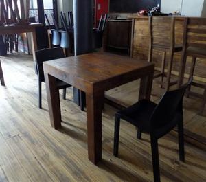mesas estilo Asia