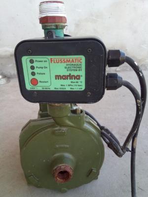 Bomba Centrifuga con Control automático