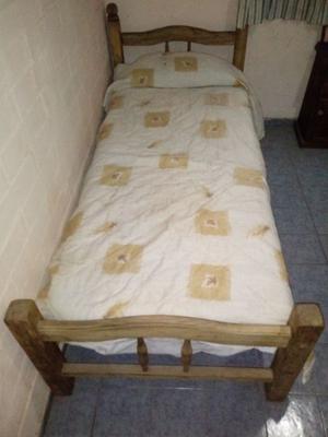 Camas de 1 plaza con colchón