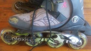 Rollers k2 alexis mujer 38/9