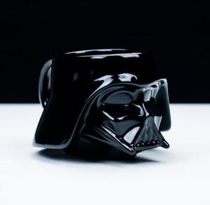 Taza de Cerámica Esculpida Darth Vader