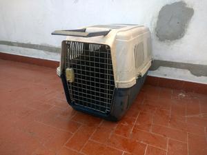 Transportadora grande para perros