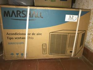 Vendo aire acondicionado marshall nuevo sin uso