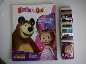 Vendo coleccion completa de figuritas de masha y el oso