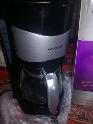 Cafetera winco nueva en caja