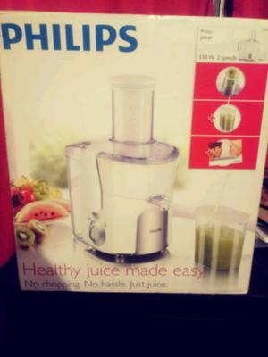 Juguera Philips juice