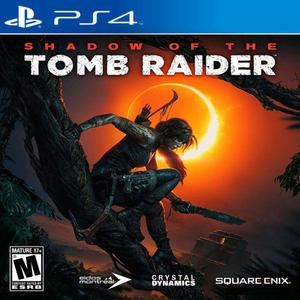 Oni Games - Shadow Of The Tomb Raider Playstation 4