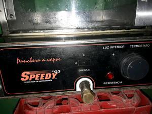 Vendo panchera a vapor marca Speedy.