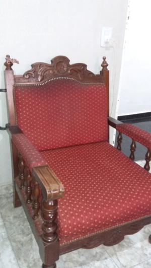 Vendo par de sillones provenzales