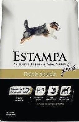 Alimento Perro Adulto ESTAMPA Plus – x 15 kg