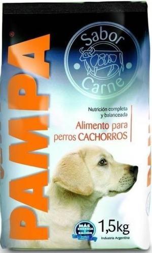 Alimento Perro Cachorro PAMPA – x 15 kg