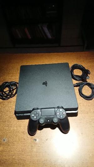 Consola Sony Play Station 4 Ps4 Slim 1tb + Joystick