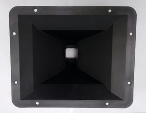Corneta Bocina Difusor Trompa Plástico 10 X 8 1 Pulg Oferta