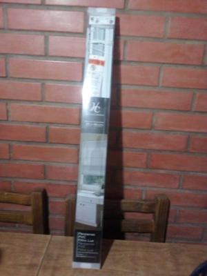 Cortina PVC tipo americana
