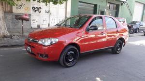 Fiat Siena 2012 aire y direccion con gnc hoyyy