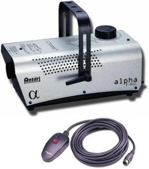 Limpieza Y Reparación Máquina De Humo Antari Pls Mlb Gbr