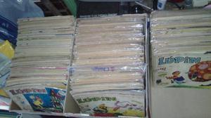Lupin Lote de 140 Revistas