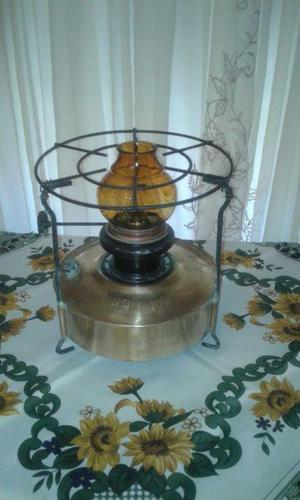 UNICA Y BELLA LAMPARA- BRAM METAL N°5