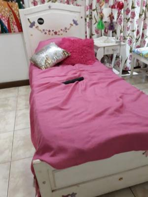 Vendo Cama Marinera 1 plaza.