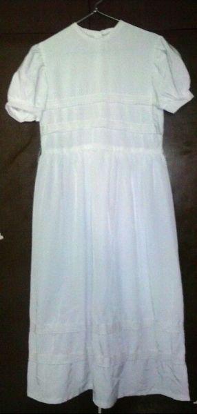 Vestido de comunión Tº