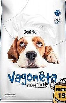 Alimento Perro Adulto VAGONETA Gourmet – x 15 kg