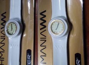 Reloj Pulsera Blanco para Mujer Nuevo