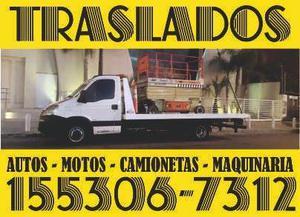 Remolques y Traslados ll5306-73l2 Gruas y Auxilios, las 24