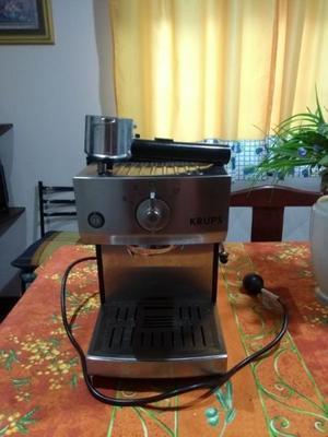 Vendo cafetera Espresso Krups