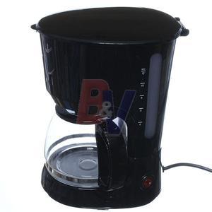 Cafetera eléctrica Yelmo. Filtro permanente. Envio GRATIS
