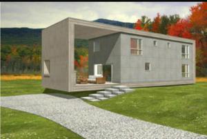 Construcción de Casas con Materiales