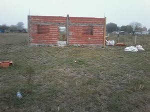 Terreno de 12x95 con CASA de 6x8 en Nogoya en zona de