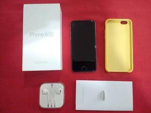 Iphone 6s Grey de 16 Gb - impecable-