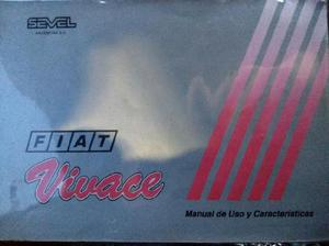 Manual de Fiat 147 Vivace - original de usuario