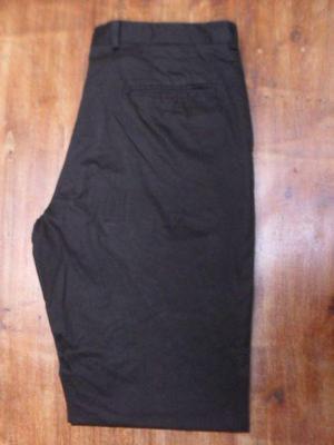 Pantalon de Vestir Negro Mancini Talle 48