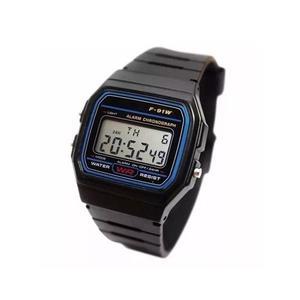 Reloj pulsera digital retro simil Casio Electrónica CEA