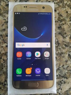 Samsung Galaxy S7 Dorado Flat 32GB Importado de USA y