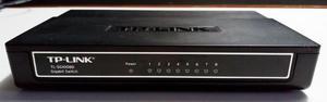 Switch 8 puertos Gigabit TP-LINK TL-SGD