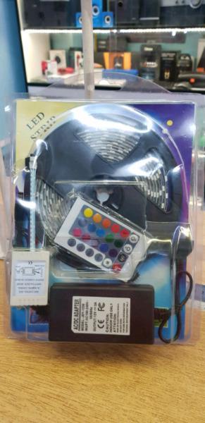 Tira LED RGB 5050 Para Exterior!!!