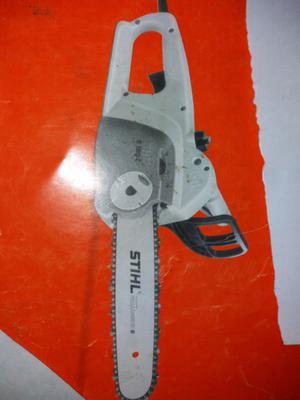 Vendo electrosierra marca Stihl