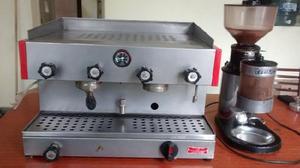 maquina de cafe Gilli molinillo RIMC