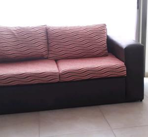 vendo sillones eco cuero y chenille