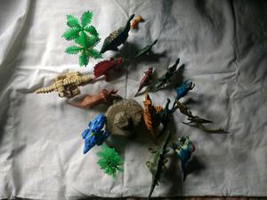 Coleccion de dinosaurios
