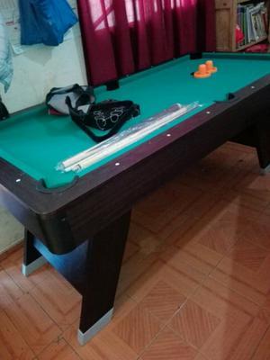 Vendo pool y mesa de ping pong
