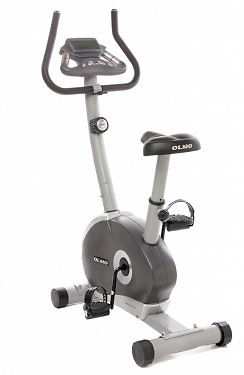 bicicleta fija olmo magnetica con pulso red fitness 27