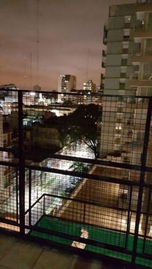 Alquilo Temporario en Villa Urquiza. 3 Ambientes, Frente,
