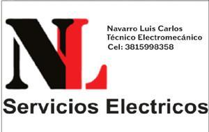 Electricista domiciliario, comercial y industrial