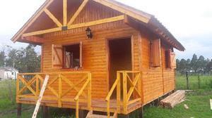 Fabricamos cabañas de madera de gran calidad