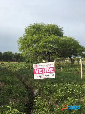 Se vende Excelente terreno frente a dos calles Alta Gracia